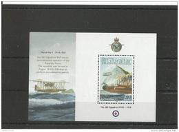 GIBRALTAR 2008 - YT BF N° 85 NEUF SANS CHARNIERE ** (MNH) GOMME D'ORIGINE LUXE - Gibraltar