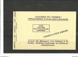 SENEGAL 1971 - YT N° C355a NEUF SANS CHARNIERE ** (MNH) GOMME D'ORIGINE LUXE - RARISSIME - Senegal (1960-...)