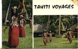 """TAHITI VOYAGES """" APRIMA"""" Effectué Par Le Celèbre Groupe PAULONA    RV - Polynésie Française"""