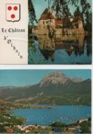 LOT De 100 Belles Cartes De PROVINCE-pas De Paris-Toutes Différentes-BE-frais D'envoi Pourla F 6.70 (V Qq Scans) - 100 - 499 Postcards