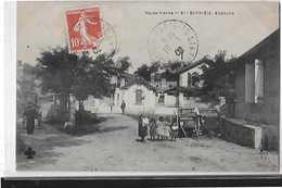 SAINT YRIEIX  ABATTOIRS   GROUPE D ENFANTS    DEPT 87 - Saint Yrieix La Perche