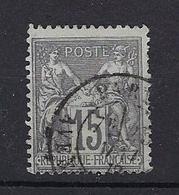 France 1876-78 Sage Y&T N° 66 - 1876-1898 Sage (Type II)