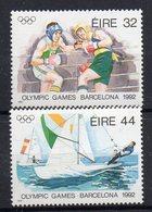 IRLANDE  Timbres Neufs ** De 1992  ( Ref1002A ) Sport - JO - 1949-... République D'Irlande