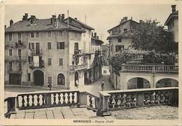 Gd Format: Env 15cms X 10cms -ref 282- Italie - Italia - Italy- Grignasco -carte Bon Etat - - Italy
