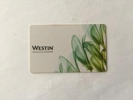 Westin Hotels & Resorts - Cartas De Hotels