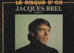 Disque Vinyle 33T Jacques Brel - Autres - Musique Française