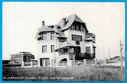 Rare CPA 62 HARDELOT-PLAGE - (Villa) LES BERNACUX - France