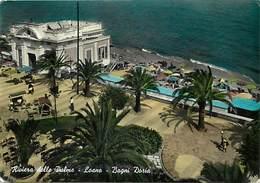 Gd Format: Env 15cms X 10cms -ref 279- Italie - Italia - Italy- Riviera Delle Palme - Loana - Bagni Doria - - Italy