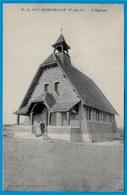 CPA 62 HARDELOT - L'Eglise ° Stévenard édit. N° 917 - France