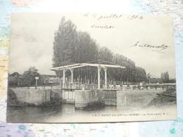 Le Pont Levis - Saint Valery Sur Somme