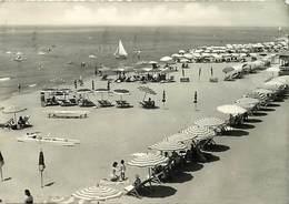Gd Format: Env 15cms X 10cms -ref 273- Italie - Italia - Italy- Forte Del Marmi - La Spiaggia - - Italy