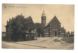 Mouscron Eglise Du Mont à Leux - Mouscron - Moeskroen