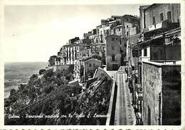 Gd Format: Env 15cms X 10cms -ref 268- Italie - Italia - Italy- Salemi - Carte Bon Etat - - Italy