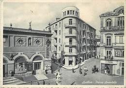 Gd Format: Env 15cms X 10cms -ref 267- Italie - Italia - Italy- Avellino -piazza Amendola /- Timbre Décollé Du Verso - Italy