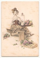 MARCHANDE DE FLEURS - Femmes