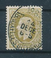 798/27 - Cachet Elliptique BRUXELLES Chancellerie 1883 Sur TP 32 - 1869-1883 Leopold II
