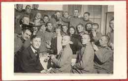 MARIBOR - Kasarna  - Vojnici KJ - Docek Katolicke Nove Godine 1931. Slovenia A163/87 - Slovénie
