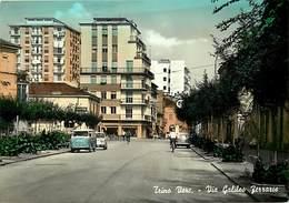 Gd Format: Env 15cms X 10cms -ref 265- Italie - Italia - Italy-  Trino Verc - Via Galileo Ferraria  - Carte Bon Etat - - Italy