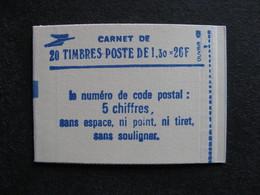 A). TB Carnet  2059 - C 4, Daté En Marge, Neuf XX. - Carnets