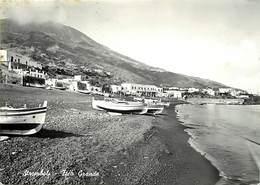 Gd Format: Env 15cms X 10cms -ref 263- Italie - Italia - Italy-  Stromboli - Fico Grande  - Carte Bon Etat - - Italy
