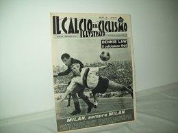 Il Calcio E Il Ciclismo Illustrato (Anno XXXV°  1965)  N. 1 - Sports