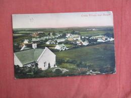 Conlig Village Near Bangor Northern Ireland  Has Stamp & Cancel  Ref 3101 - Ireland