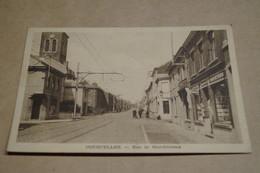 Courcelles ,rue De Marchienne,superbe Carte Originale,ancienne - Courcelles