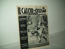 Il Calcio E Il Ciclismo Illustrato (Anno XXXV°  1965)  N. 3 - Sports