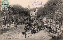 CAMBRAI-Place Au Bois, Marché Du 24 - France