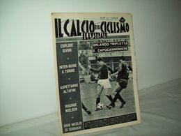 Il Calcio E Il Ciclismo Illustrato (Anno XXXV°  1965)  N. 4 - Sports
