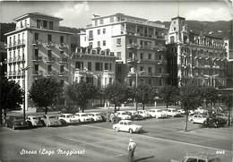 Gd Format: Env 15cms X 10cms -ref 258- Italie - Italia - Italy- Stresa - Lago Maggiore  - Carte Bon Etat - - Italy