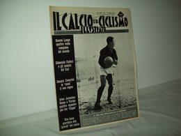 Il Calcio E Il Ciclismo Illustrato (Anno XXXV°  1965)  N. 8 - Sports