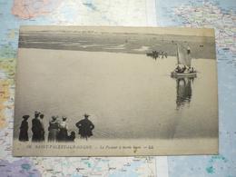 Le Passeur à Marée Basse - Saint Valery Sur Somme
