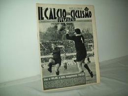 Il Calcio E Il Ciclismo Illustrato (Anno XXXV°  1965)  N. 9 - Sports