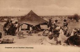 MAURITANIE - Campement Près De Boutilimit - Mauritanie