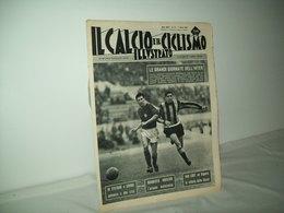 Il Calcio E Il Ciclismo Illustrato (Anno XXXV°  1965)  N. 10 - Sports