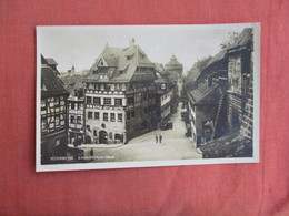 Germany > Bavaria > Nuernberg  RPPC  Has Stamp & Cancel    Ref 3101 - Nuernberg