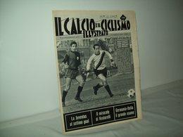 Il Calcio E Il Ciclismo Illustrato (Anno XXXV°  1965)  N. 11 - Sports