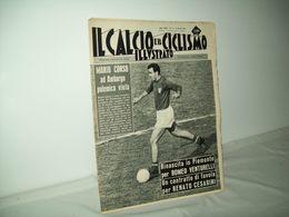 Il Calcio E Il Ciclismo Illustrato (Anno XXXV°  1965)  N. 12 - Sports