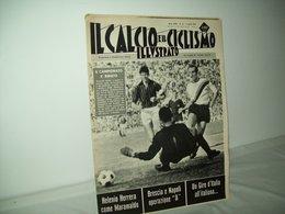 Il Calcio E Il Ciclismo Illustrato (Anno XXXV°  1965)  N. 14 - Sports