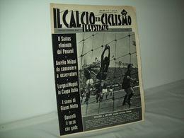 Il Calcio E Il Ciclismo Illustrato (Anno XXXV°  1965)  N. 15 - Sports