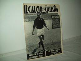 Il Calcio E Il Ciclismo Illustrato (Anno XXXV°  1965)  N. 16 - Sports