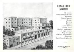 Gd Format: Env 15cms X 10cms -ref 250- Italie - Italia - Italy- Terrazze Hotel Giorgione -ariano Irpino  - - Italy