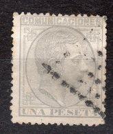 ESPAGNE - N°  180 - Y&T- O - - 1875-1882 Kingdom: Alphonse XII