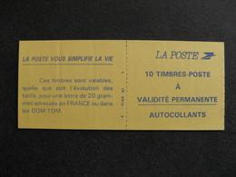 TB Carnet  2807 - C 2, Neuf XX. - Uso Corrente