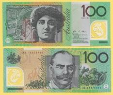 Australia 100 Dollars P-61e 2014 UNC Banknote - Australia