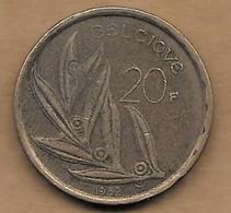 20 Francs 1982 FR - 07. 20 Francs