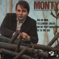 Disque 45 Tours MONTY - 1965 - Vinyles