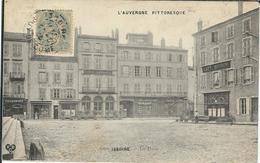 Puy De Dome : Issoire, La Halle - Issoire