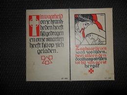 Doodsprentje ( G 237 ) Lobbestael  /  Vanlake   -  Rumbeke  -  Humelshain   -  1945 - Obituary Notices